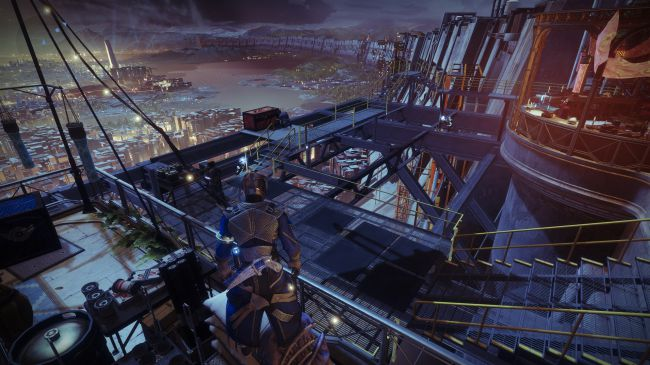 Bungie's building something in Destiny 2's Tower and nobody knows what
