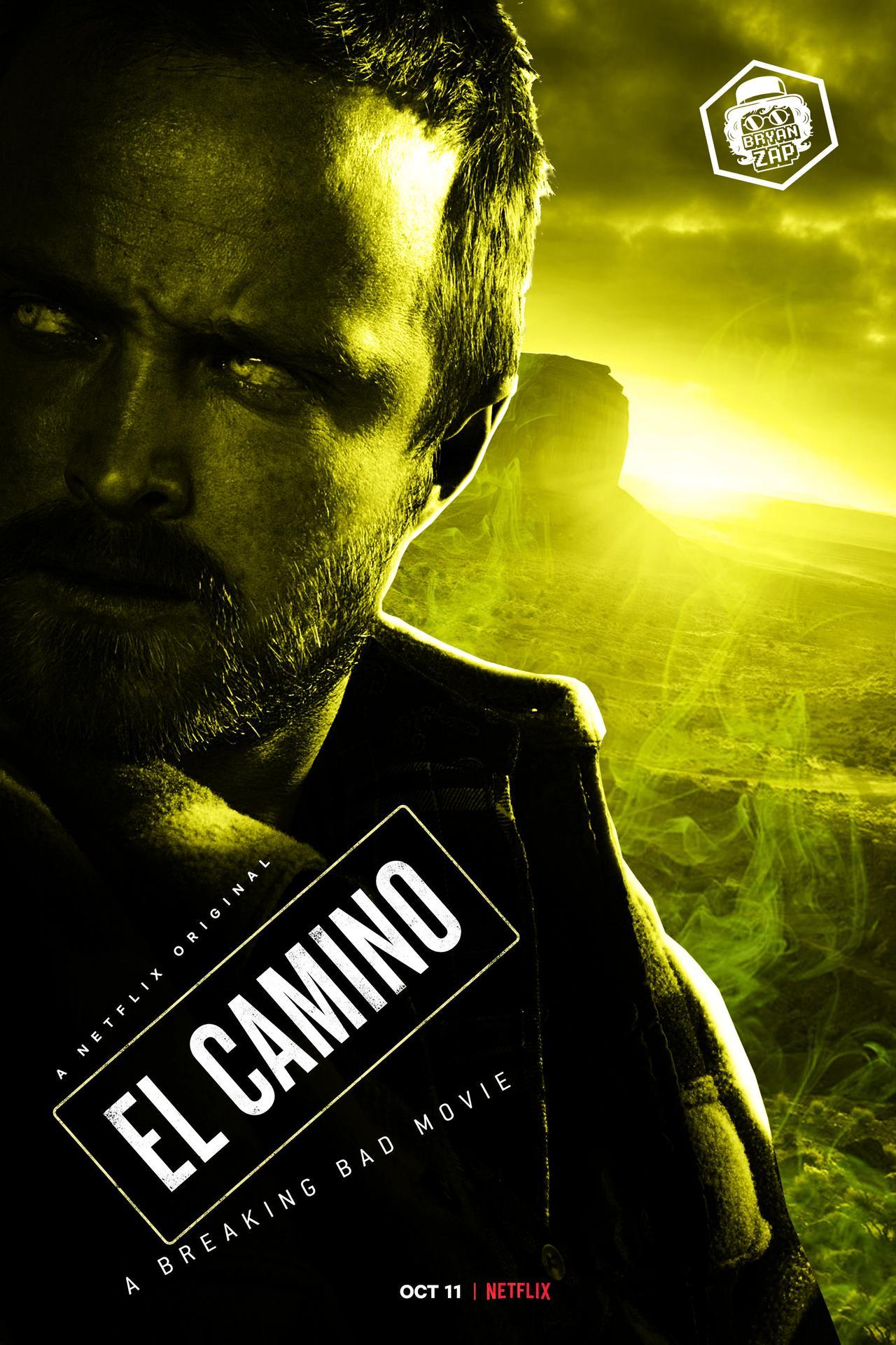 El Camino: A Breaking Bad - Movie - 2019