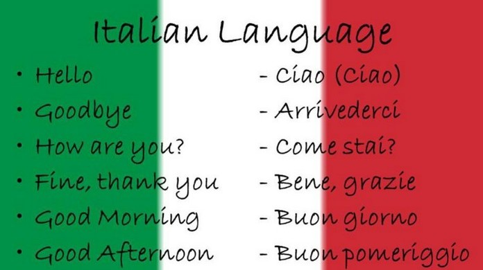 آموزش سریع مکالمه زبان ایتالیایی از صفر تا صد به همراه تلفظ دقیق کلمات و جملات