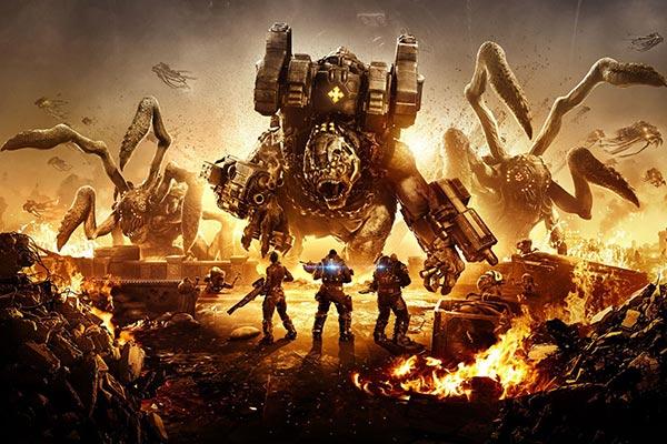 بررسی بازی Gears Tactics