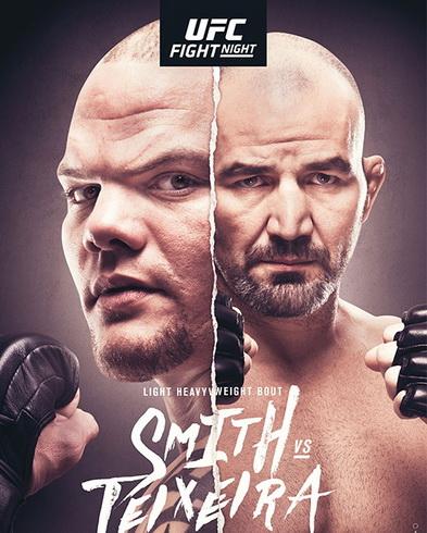 دانلود فایت نایت  171| UFC Fight Night 171: Smith vs. Teixeira