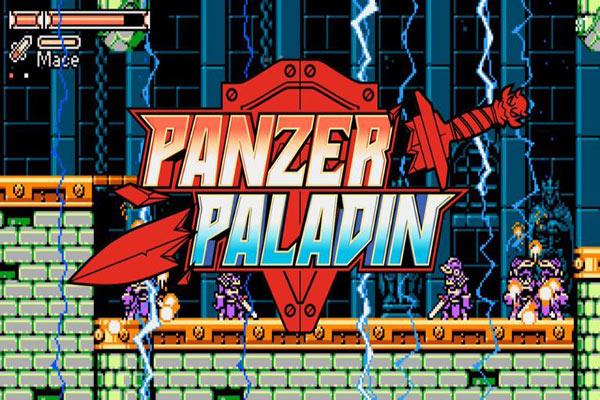 گیمپلی بازی ۸ بیتی Panzer Paladin